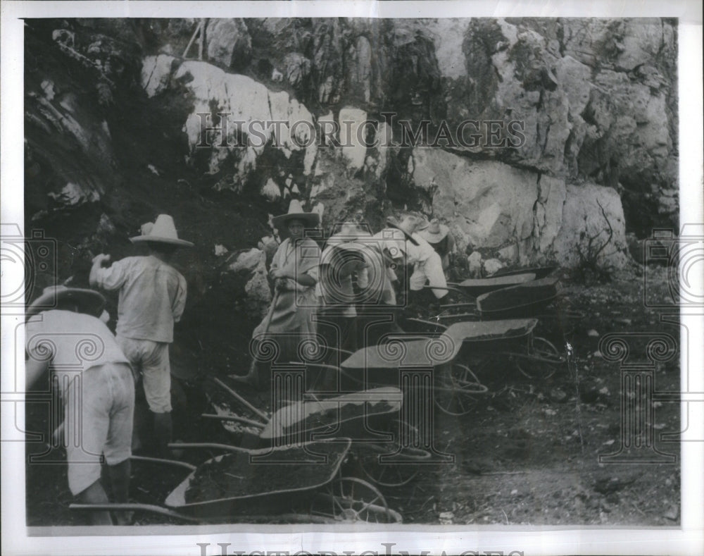 1900's Pan Amrican Highway - Historic Images