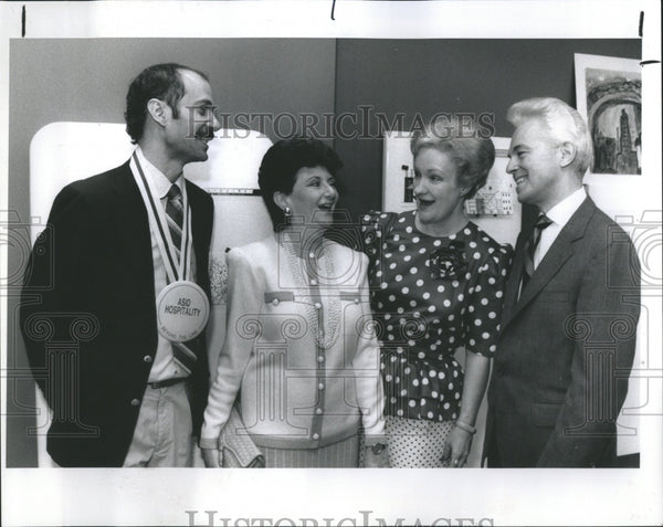 1989 American Society Of Interior Designs - Historic Images