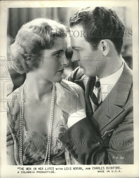 1931 Lois Moran Charles Bickford Men Life - Historic Images
