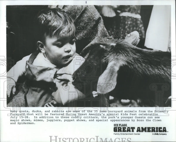 1928 Press Photo Kids Celebration Farm Land America