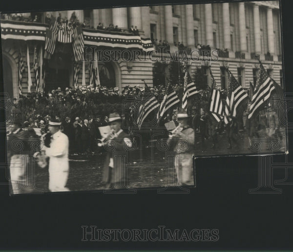 1923 Press Photo American Legion National Convention