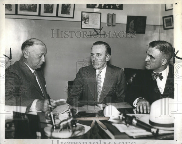1931 Press Photo Joe Murphy Gambler