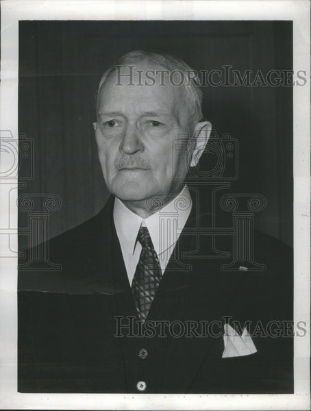 1939 Press Photo General John J. Pershing