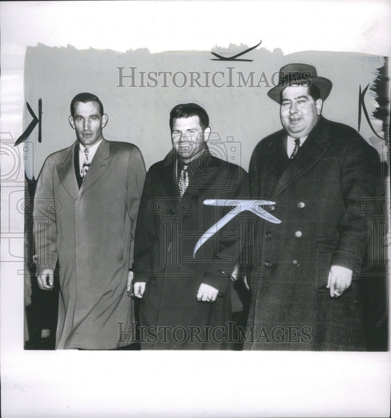 1949 Press Photo Martin Lanier Elgin