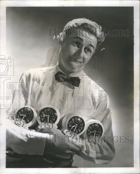 1940 Press Photo Alan Young English Canadian Actor