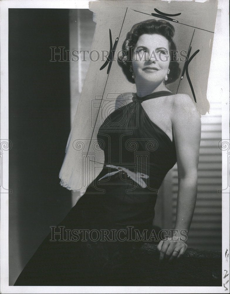 1957 Kathryn Morris American Actress Lilly - Historic Images
