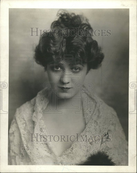 1919 Edna Mayo San Francisco California Act - Historic Images