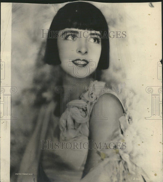 1929 Colleen Moore Actress - Historic Images