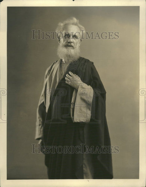 "1929 Actor Heinrich Hauk In ""Passion Play"" - Historic Images"