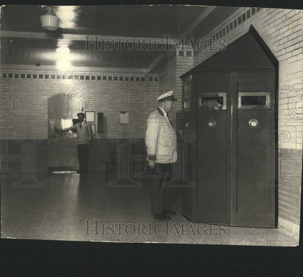 1936 Jail County Bookings City California - Historic Images
