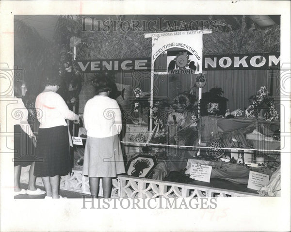 1965 Sarasota County Fair Venice Nokomis - Historic Images