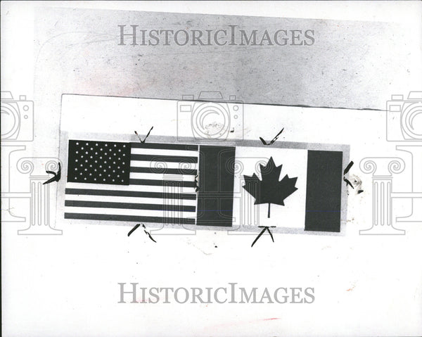 1915 Freedom Symbol Festive - Historic Images