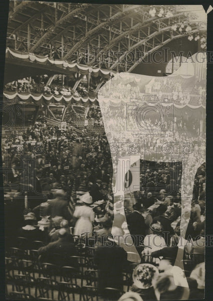 1912 National Progressive Convention - Historic Images