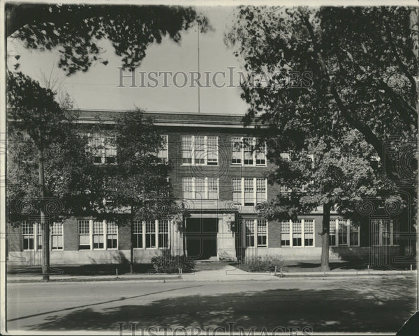 1919 Ypsilanti HighSchool Name Building - Historic Images