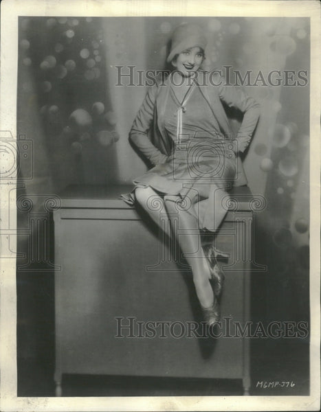 1928 Alice Day Metro Goldwyn Mayer Player - Historic Images