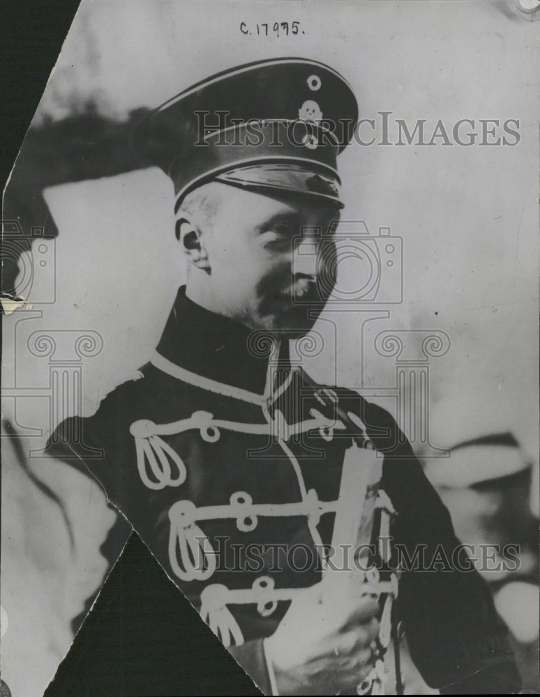 1914 Crown Prince of Germany - Historic Images