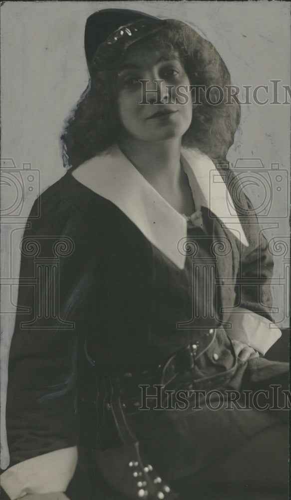 1919 Jessie Bonstelle Actress - Historic Images