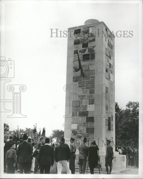 1939 Wars Memorials Mich State - Historic Images