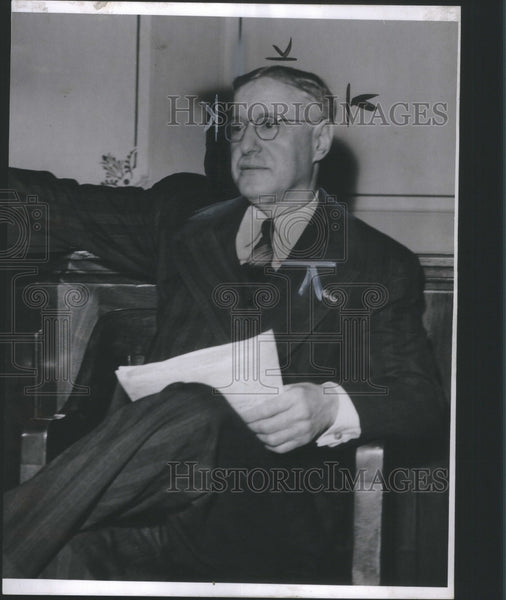 1913 Louis Historicman Detroit Physician - Historic Images