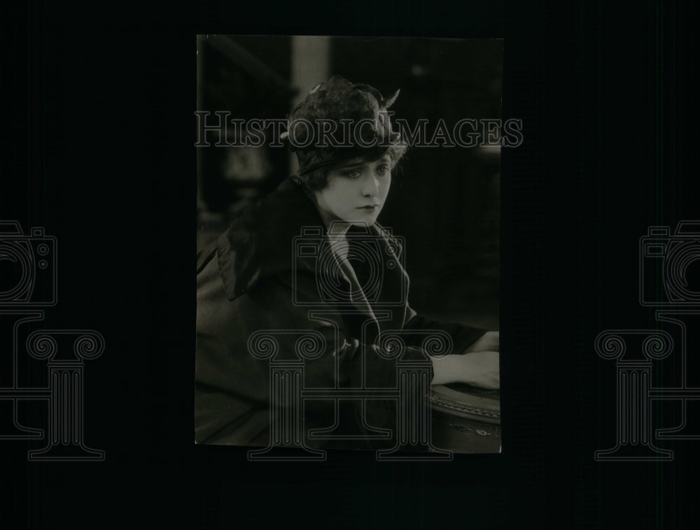 1918 Elsie Ferguson American Actress - Historic Images