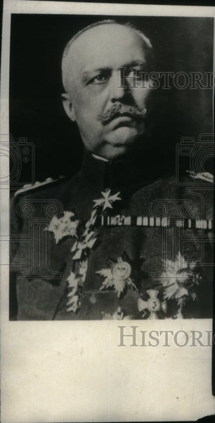 1924 General Eric Van Ludeudorff - Historic Images
