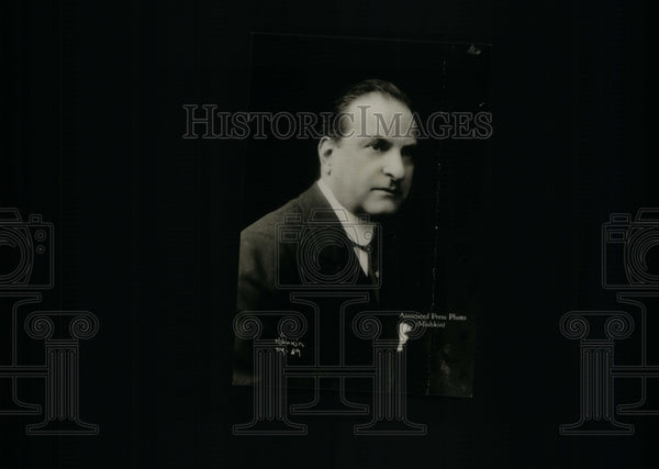 1927 Antonio Scotti Italian Baritone Opera - Historic Images