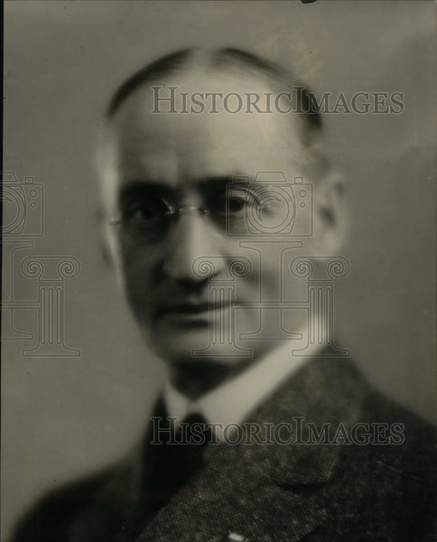 1926 Walter Dill Scott applied psychologist - Historic Images