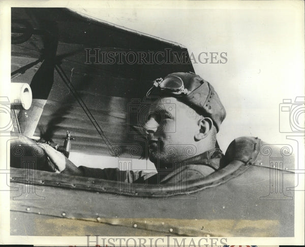 1943 Copy Photo of 1918 Photo  General James Doolittle - Historic Images