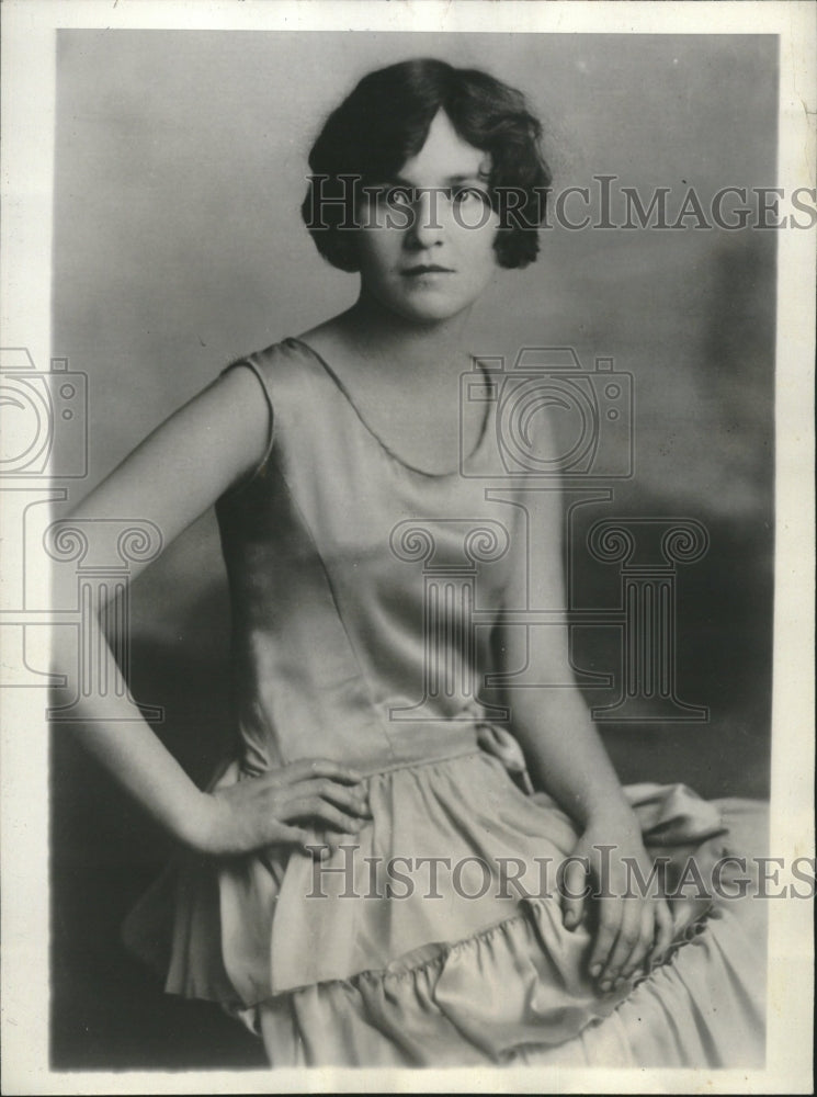 1929, Kathleen Dodd Colorado Womens College - RRV09913 - Historic Images