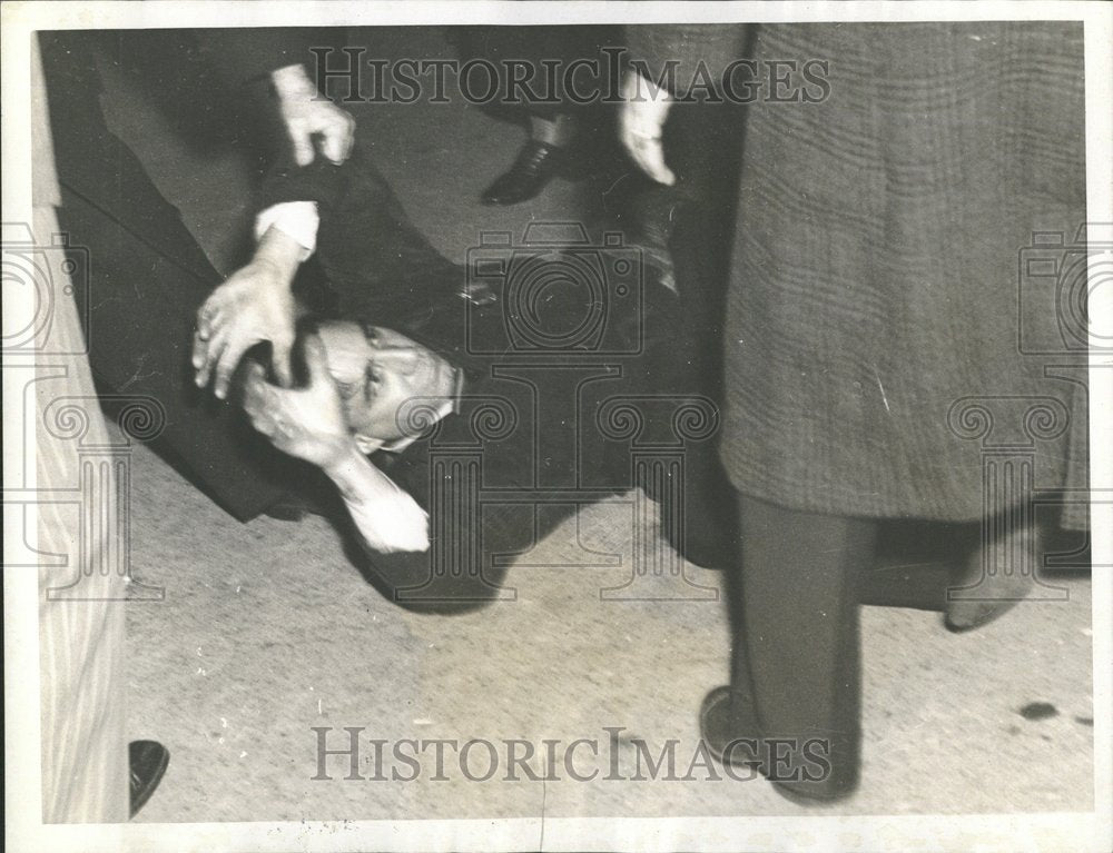 1938 Silver Shirts Meeting Chicago - Historic Images