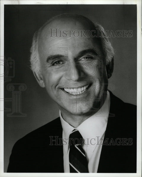 1988 Press Photo Gavin Macleod American Actor. - RRW13013 - Historic Images