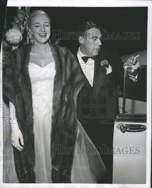 1950 Press Photo Actress Jan Sterling - RRW28655 - Historic Images