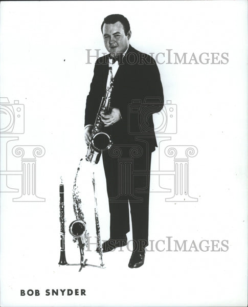 1967 Press Photo Bob Snyder (musician) - RRW31717 - Historic Images