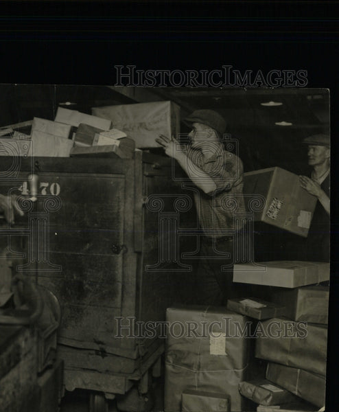1929 Press Photo Rogers Erickson Chicago Tunnel Company - RRW60001 - Historic Images