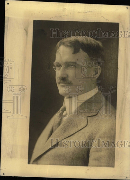 1921 Press Photo Frederick Stevens - RRW71149 - Historic Images