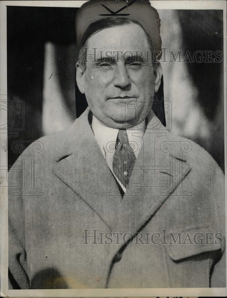 1930 Press Photo Alexander Moore Ambassador Spain SS - RRW72753 - Historic Images