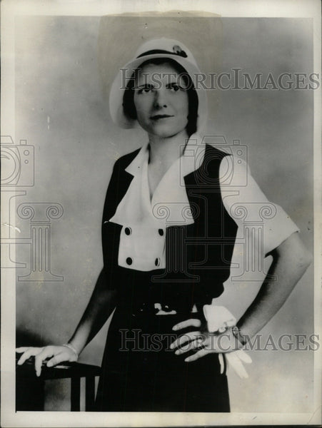 1933 Press Photo Ruth Googies - RRW72969 - Historic Images