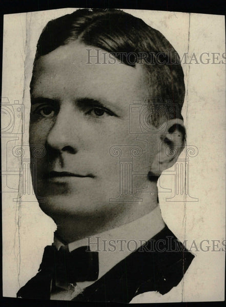 1923 Press Photo Dr Clrke Hyda Col Thomas Swope America - RRW73135 - Historic Images