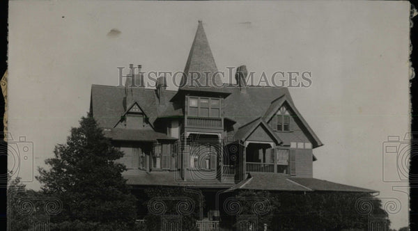 1916 Press Photo Charles Evan Hughes summer home - RRW78165 - Historic Images