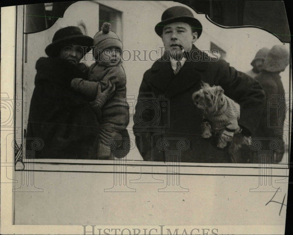 1919 Press Photo Princee De Hoheniche Catherine Britton - RRW78233 - Historic Images