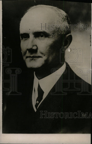 1919 Press Photo Attorney General Thomas Watt Gregory - RRW78393 - Historic Images