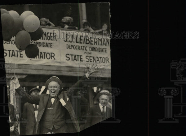 1922 Press Photo Julius Aichele Election fraud - RRW78397 - Historic Images