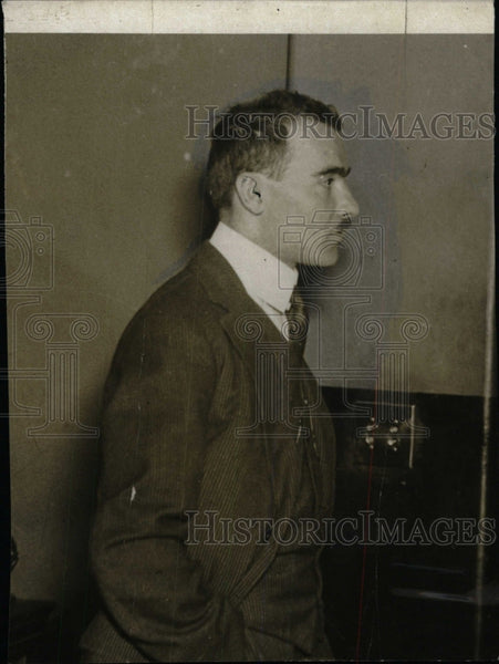 1915 Press Photo Frederiek Schleindl Leyendecker piot - RRW79081 - Historic Images