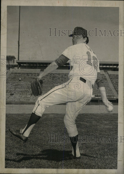 1970 Press Photo Ron Law Baseball Player - RRW80425 - Historic Images