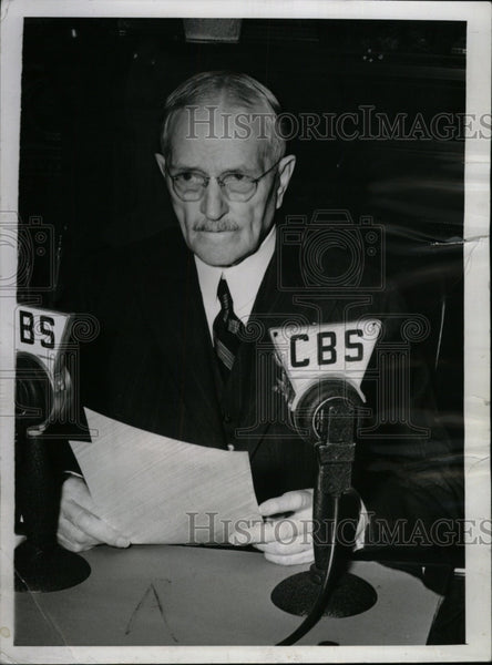 1940 Press Photo John Joseph Pershing General Officer - RRW81761 - Historic Images