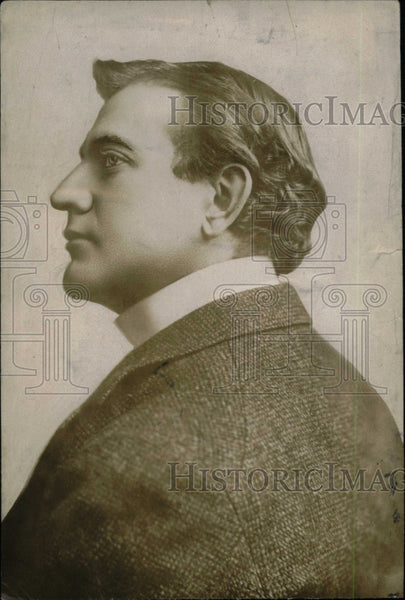 1919 Press Photo portrait man - RRW83037 - Historic Images