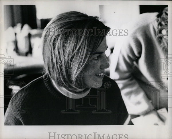 1965 Press Photo Traudl Hecker - RRW84501 - Historic Images