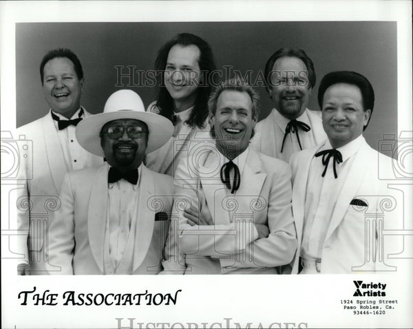 1924 Press Photo The Association (Band) - RRW85275 - Historic Images