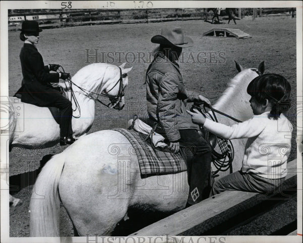 1972 Press Photo All Youth Horse Show - RRW86551 - Historic Images