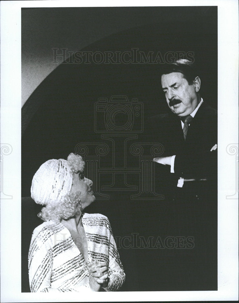 1974 Press Photo David Merrick Tony Award Jewish Louis - Historic Images